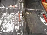tapete de verniz liso para assoalho do carro - Cod: 5612633